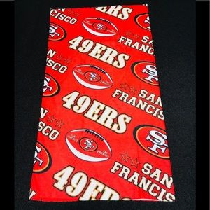 San Francisco 49ers-Multi Scarf Face Cover